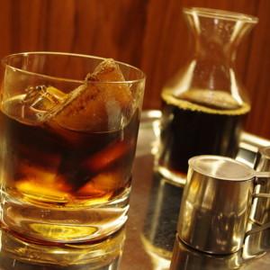 アメリカ発のトレンド珈琲は、コールドブリューコーヒー