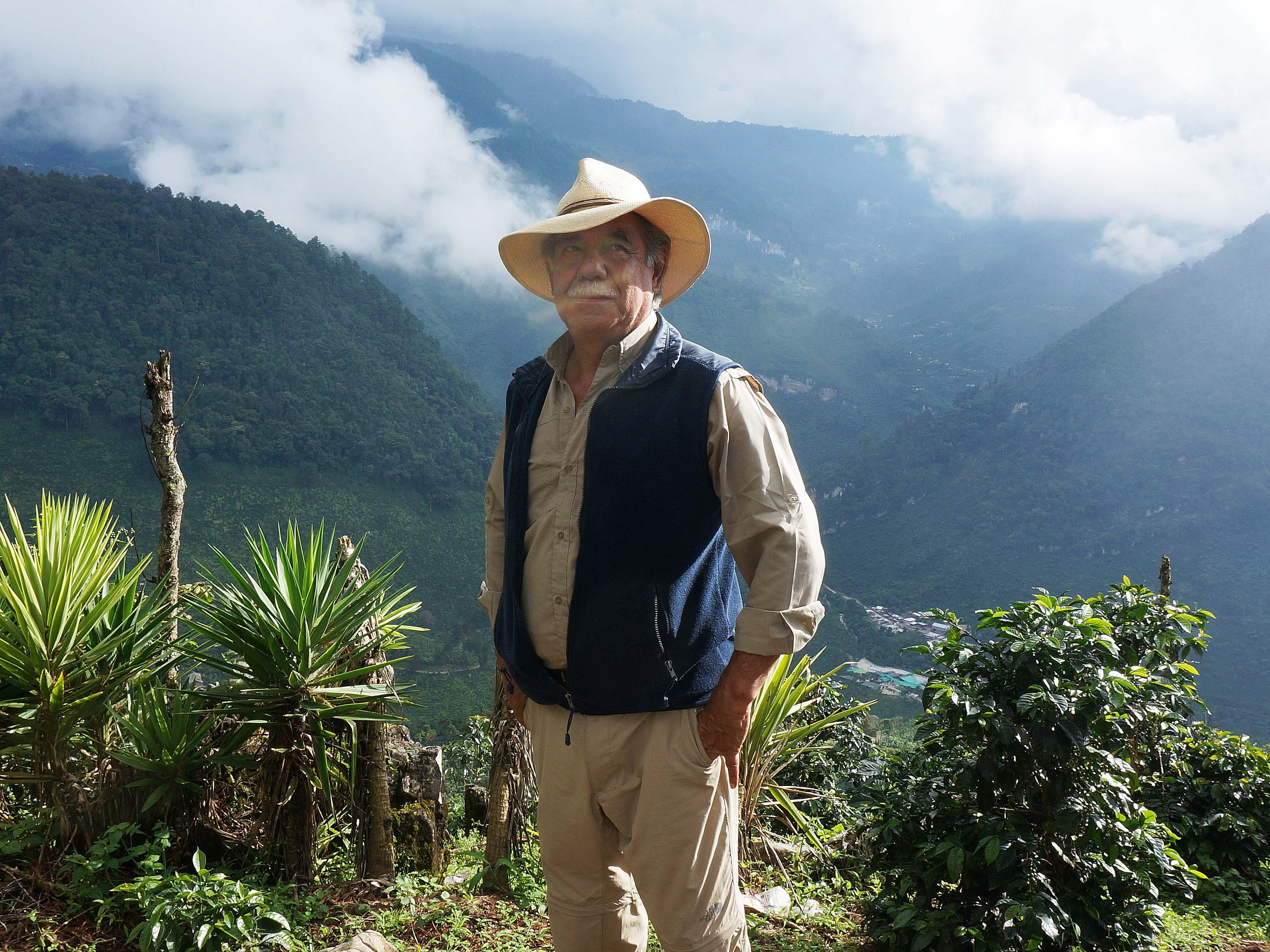 グアテマラ エルインヘルト 農園主