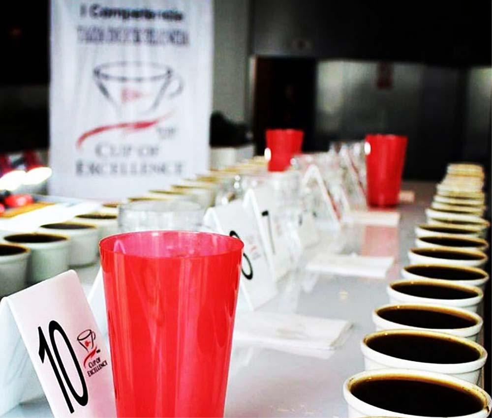コーヒー豆の通販と自家焙煎記